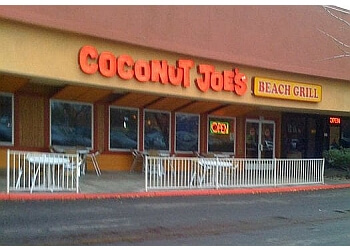 Bakersfield seafood restaurant Coconut Joe's Beach Grill