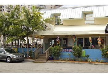 Fort Lauderdale seafood restaurant Coconuts Restaurant
