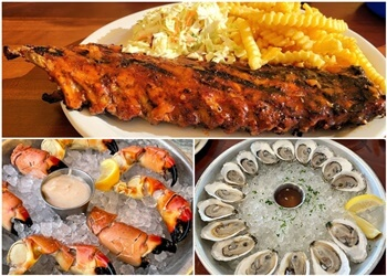Fort Lauderdale seafood restaurant Coconuts Restaurant