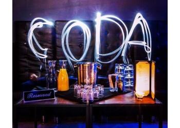 Philadelphia night club Coda