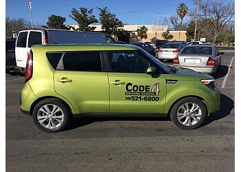 Modesto driving school Code 4 Driving School LLC