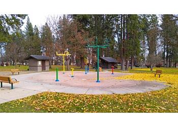 Spokane public park Coeur D'Alene Park