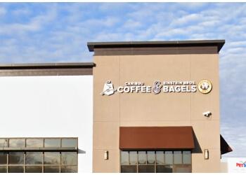 Cedar Rapids bagel shop Coffee & Bagels