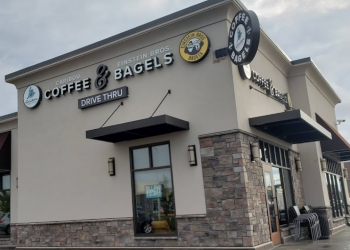 Rochester bagel shop Coffee & Bagels and Einstein Bros. Bagels