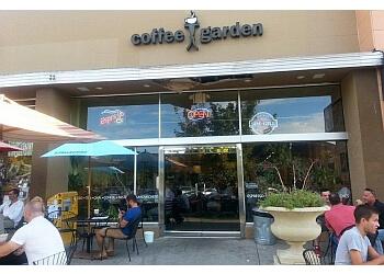 Salt Lake City cafe Coffee Garden
