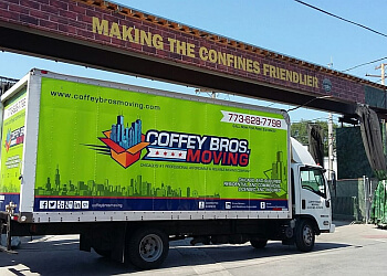 Chicago moving company Coffey Bros. Moving