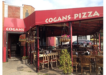Norfolk pizza place Cogan's Pizza