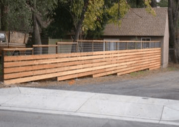Santa Rosa fencing contractor Coggins Fence & Supply Inc.