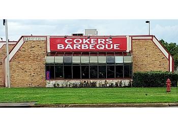Arlington barbecue restaurant Cokers Bar-B-Q