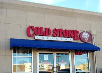 Pueblo cake Cold Stone Creamery