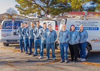 Virginia Beach electrician Cole Electric, Inc.