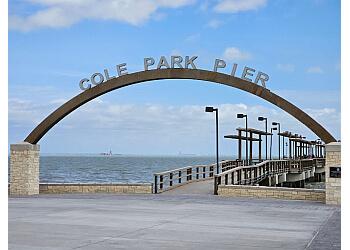 Corpus Christi public park Cole Park