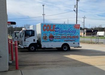 Montgomery plumber Cole Plumbing Inc.