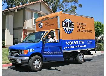 Garden Grove plumber Cole Services