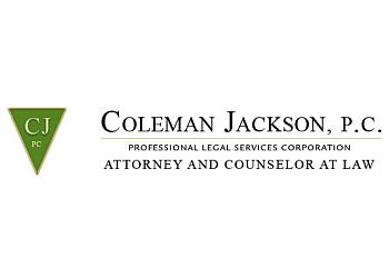 Dallas tax attorney Coleman Jackson
