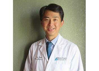 St Petersburg primary care physician Colin Chan, MD