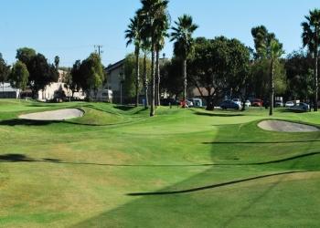 San Diego golf course Colina Park Golf Course