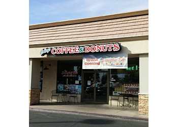 Bakersfield donut shop College Coffee & Donuts