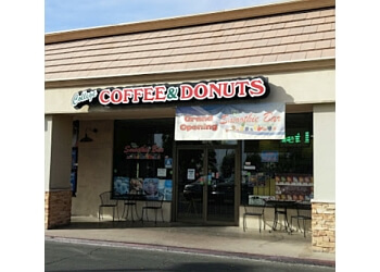 College Coffee & Donuts