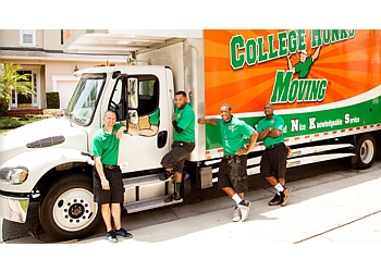 Knoxville moving company College H.U.N.K.S. Hauling Junk & Moving