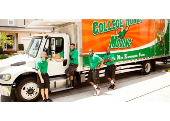 Hampton moving company College Hunks Hauling Junk & Moving