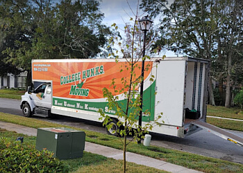 Jacksonville moving company College Hunks Hauling Junk & Moving