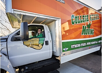 Colorado Springs junk removal College Hunks Hauling Junk and Moving