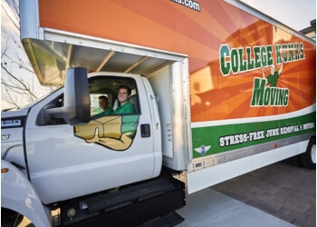 Dallas junk removal College Hunks Hauling Junk and Moving