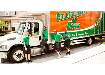 Hartford moving company College Hunks Hauling Junk and Moving