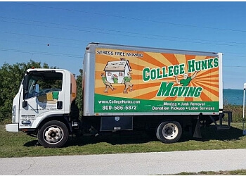 Hollywood junk removal College Hunks Hauling Junk and Moving
