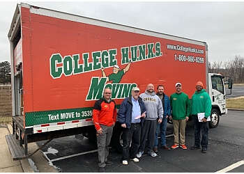 Overland Park moving company College Hunks Hauling Junk and Moving