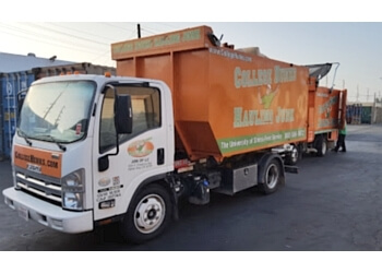 Santa Ana junk removal College Hunks Hauling Junk and Moving