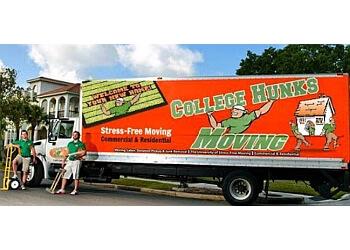 Santa Clara moving company College Hunks Hauling Junk and Moving