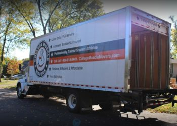 St Paul moving company College Muscle Movers, LLC