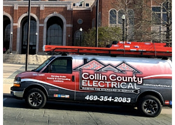 Plano electrician Collin County Electrical, LLC