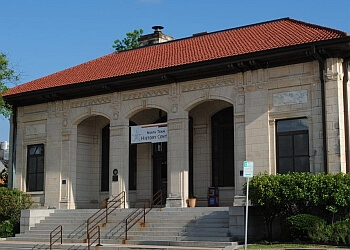 McKinney places to see Collin County History Museum