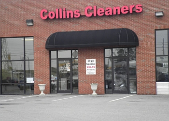 Charlotte dry cleaner Collins Cleaners