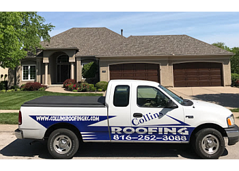 Independence roofing contractor Collins Roofing