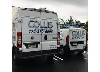 Port St Lucie electrician Collis Electric Inc.