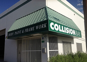 North Las Vegas auto body shop Collision Bay