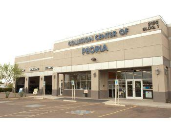 Peoria auto body shop Collision Center of Peoria