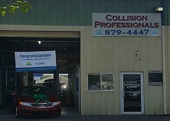 Port St Lucie auto body shop Collision Professionals, Inc.