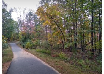 Charlotte hiking trail Colonel Francis Beatty Park