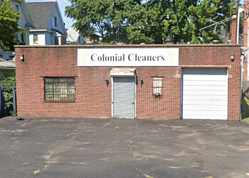 Bridgeport dry cleaner Colonial Cleaners