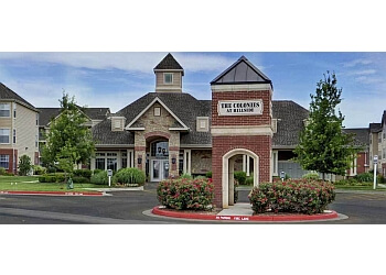 Amarillo apartments for rent The Colonies at Hillside