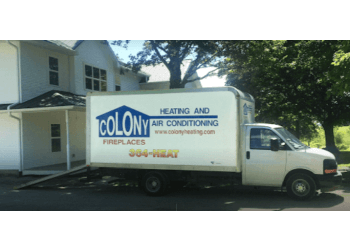 Cedar Rapids hvac service Colony Heating and Air Conditioning