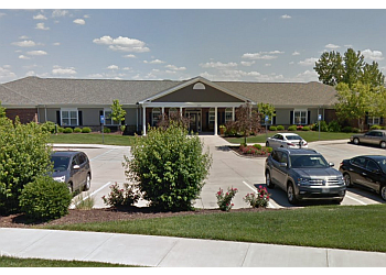Columbia assisted living facility Colony Pointe