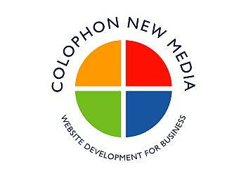 Charleston web designer Colophon New Media, LLC