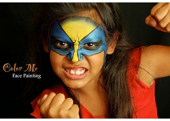 Anaheim face painting Color Me Face Painting