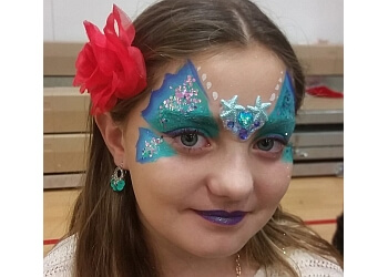 Anchorage face painting Color Me Fun